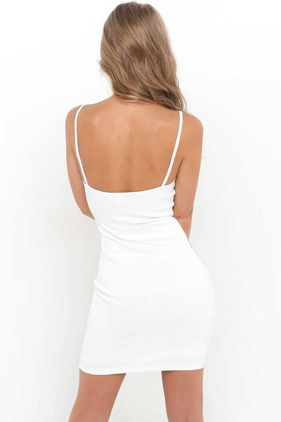 Sexy Slim Spaghetti Strap Club Dress-[variant_title]-looksinn