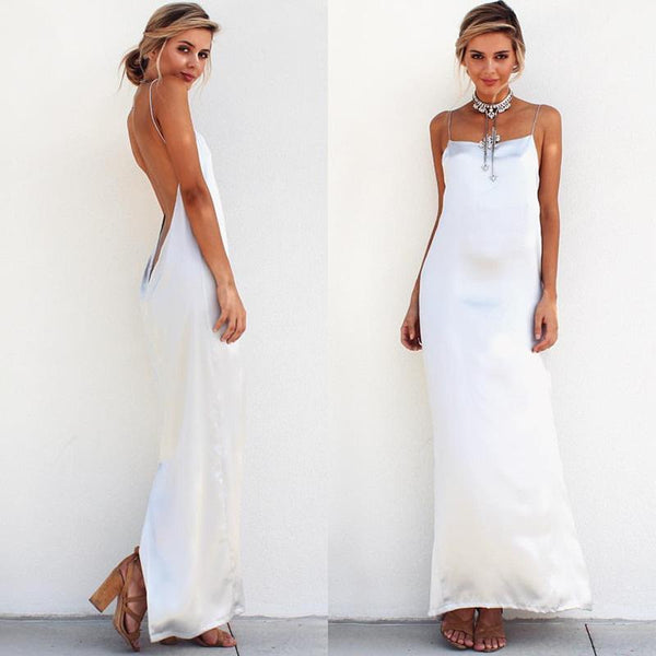 Solid Color Backless Maxi Dress-[variant_title]-looksinn