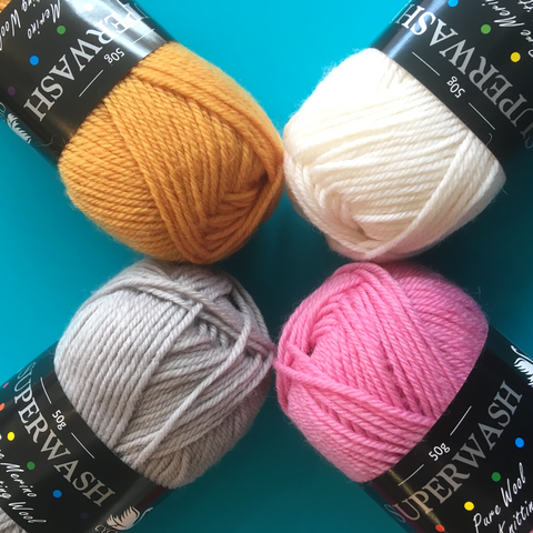 100% Wool DK - The York Makery