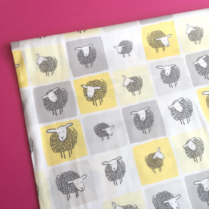 Woolly Sheep - The York Makery