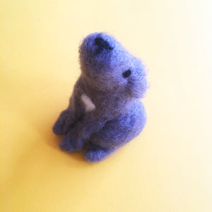 Workshop: Needlefelting - Moon Gazing Hare - The York Makery