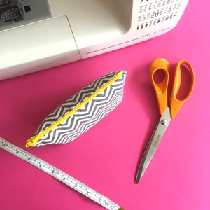 Sewing: Zips - Zip Pouch - The York Makery