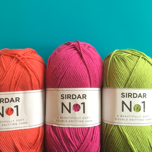 Sirdar No1 DK - The York Makery