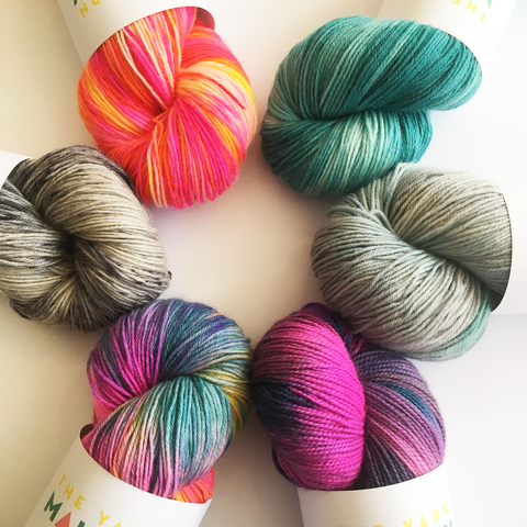 Workshop: Yarn Dyeing - The York Makery