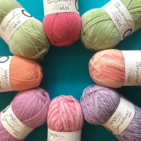 WYS Signature 4ply - The York Makery