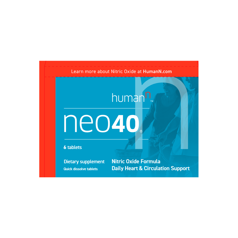 Neo40 6 count sample