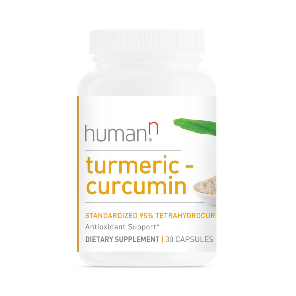 Bottle of Turmeric-Curcumin