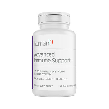 Bottle of Advanced Immune Support by HumanN