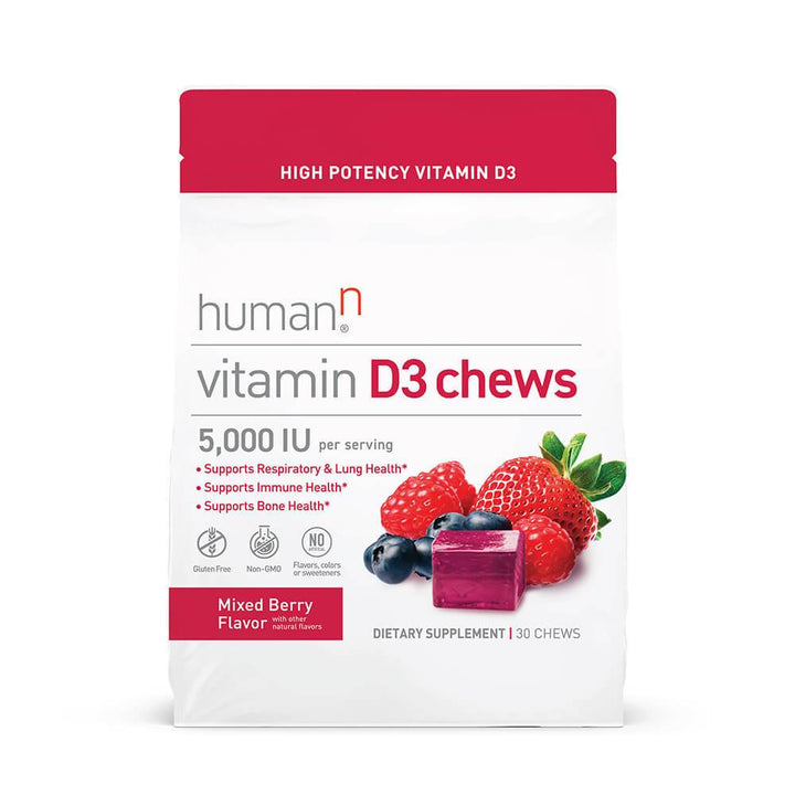 Buy 2 Vitamin D3 Chews, Get 2 FREE