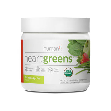 Canister of heartgreens