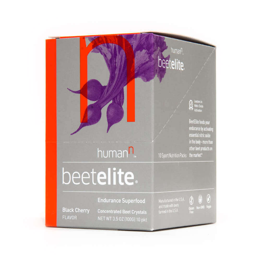 BeetElite® Black Cherry 10 Count Box