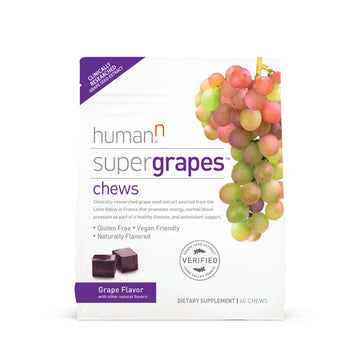 SuperGrapes® Chews