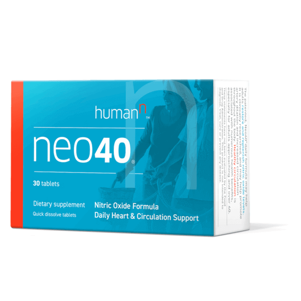 Box of Neo40 - Nitric Oxide Formula
