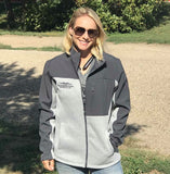 Ruzsa Quarter Horses Zip Up Jacket