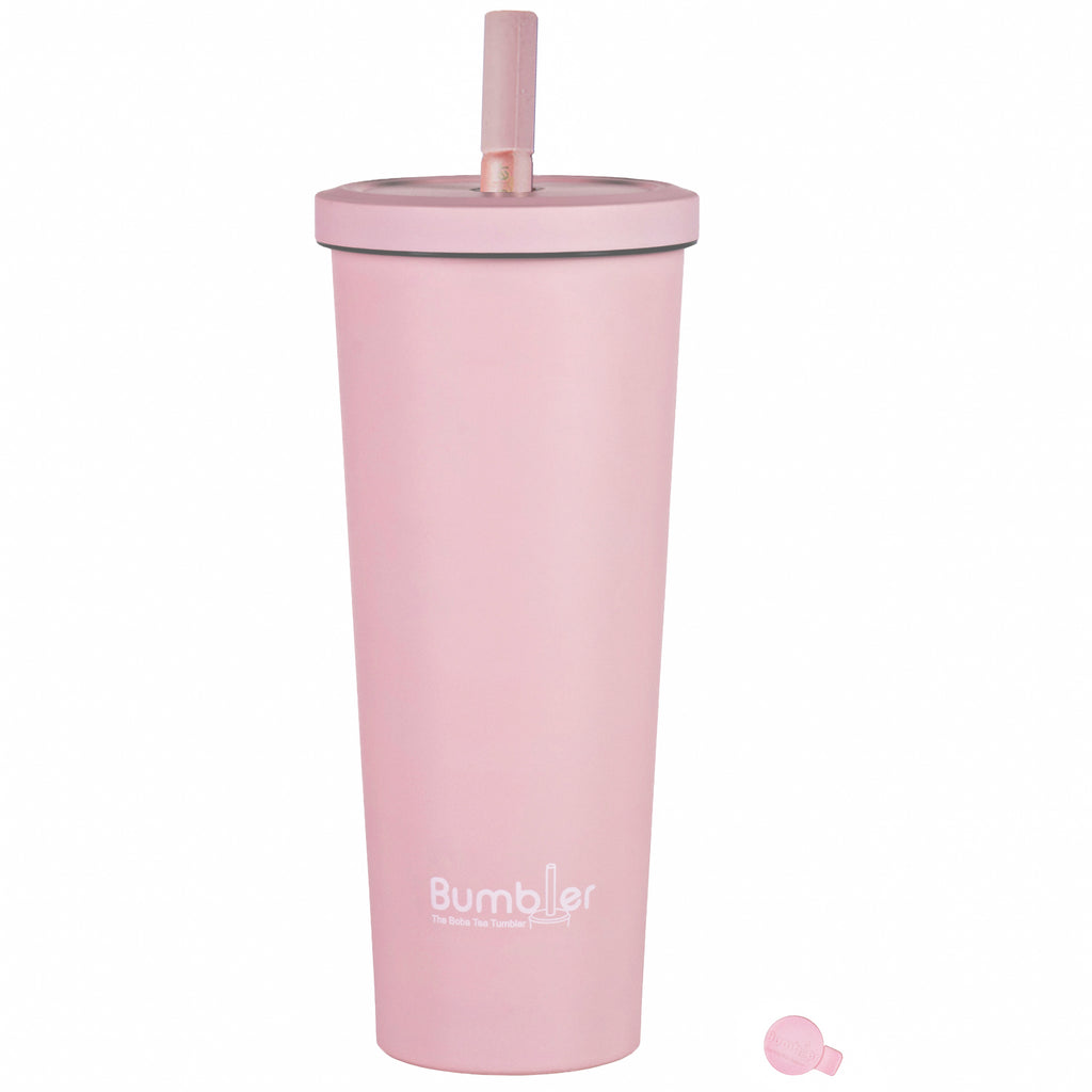 Stainless Steel Bumbler - The Boba Tea Tumbler