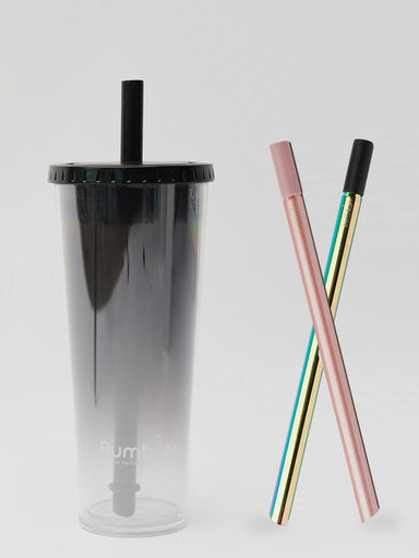 1 Cup 2 Straws Bundle - 15% Discount