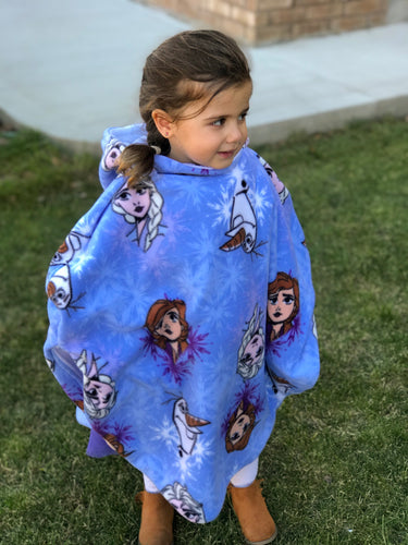 Frozen Ponchee Set