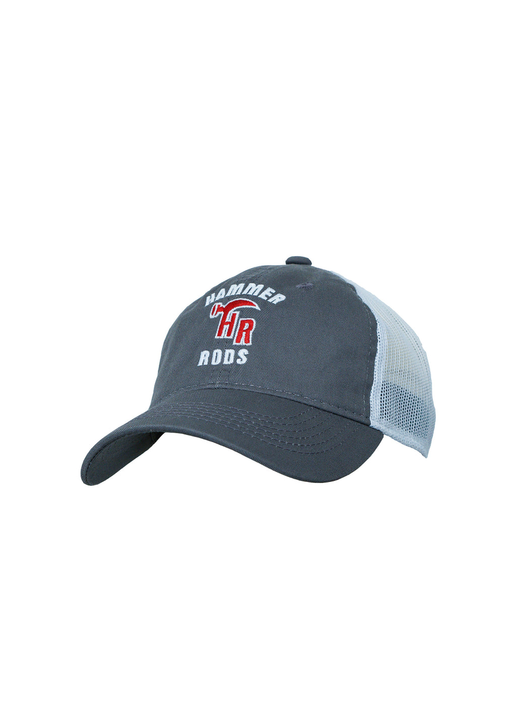 Hammer Platinum Fit Cap - Grey & White