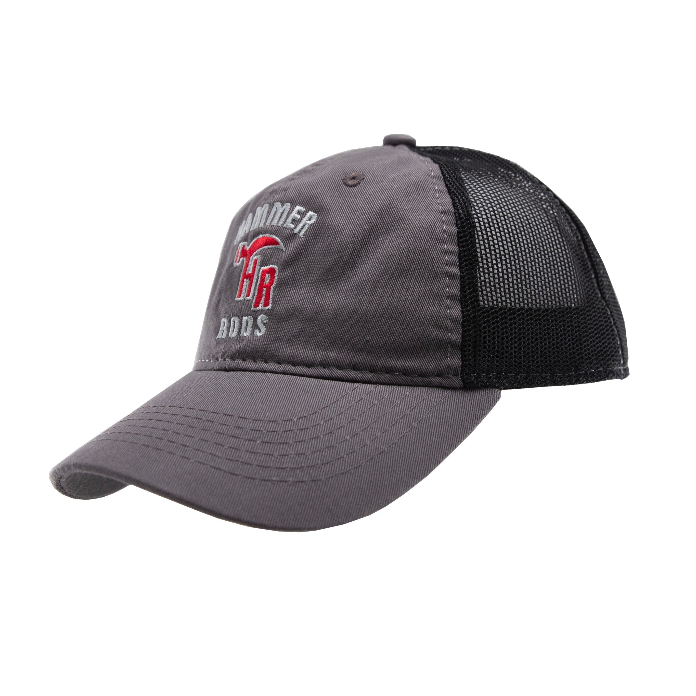 Hammer Platinum Fit Cap - Grey & Black