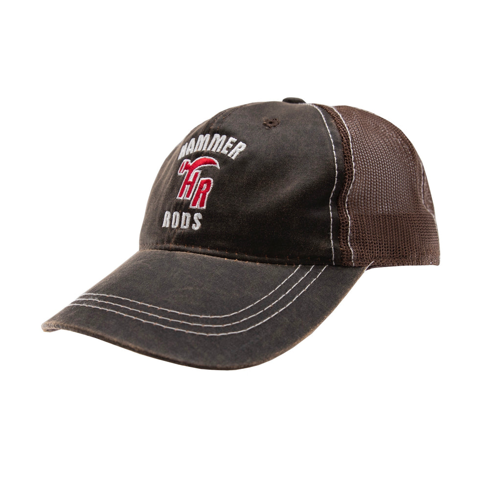 Hammer Platinum Fit Cap - Weathered Brown