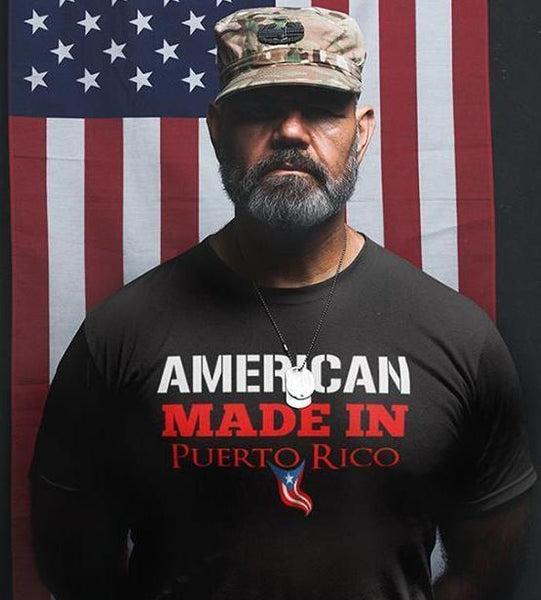 American Made in PR -  Unisex T-Shirt