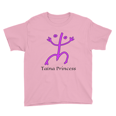 "Kid's ""Taína Princess""  T-Shirt"