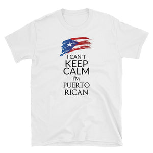 i cant keep calm, im puerto rican