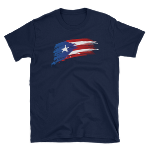 PR Sketch Flag - Unisex T-Shirt