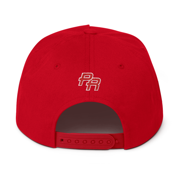 PR Coqui Front/Back Embroidered Hat / Cap