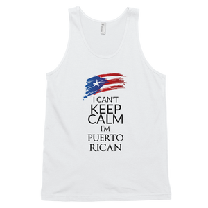 Cant Keep Calm - Unisex Tank top