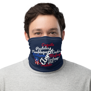 Rican Delights Mask/neck gaiter