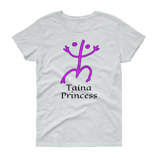 "Women's ""Taína Princess""  t-shirt"