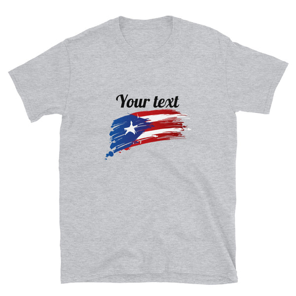 personalized puerto rico shirt