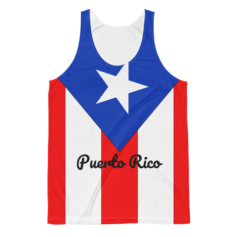 PR All-over Tank Top