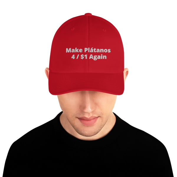 Make Plátanos 4 for $1 again Hat