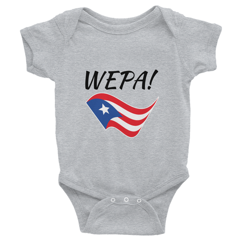 WEPA! Infant Bodysuit