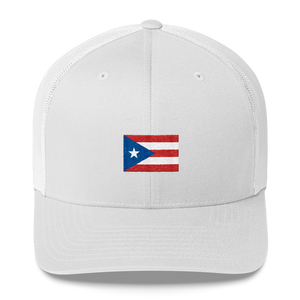 PR Flag Trucker Cap (many colors)