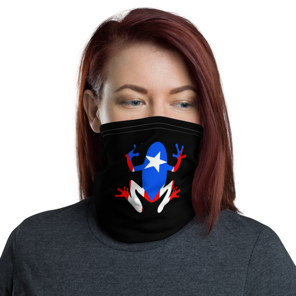 Coqui Flag Mask/Neck Gaiter