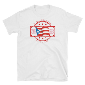 US-PR Stamp - Unisex T-Shirt