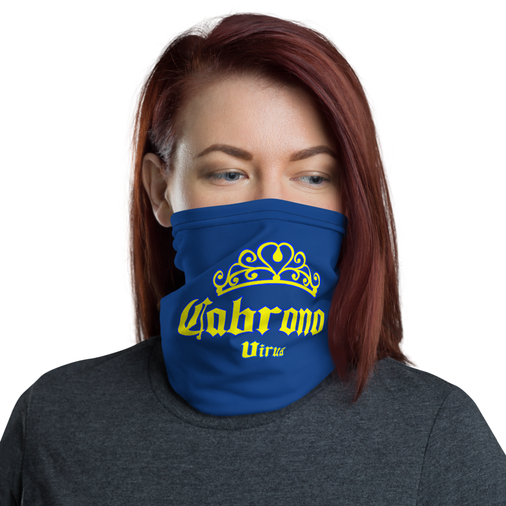 Cabrona Virus - Mask/Neck Gaiter