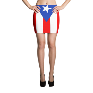 PR Flag WEPA - Mini Skirt