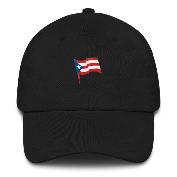 Puerto Rico Flag - Original PRF Embroidery hat (many colors)