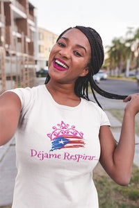 Déjame Respirar - Ladies' T-shirt