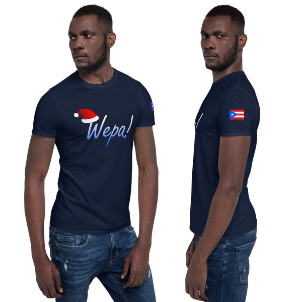 WEPA! Xmas shirt with Flag on sleeve