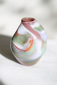 Dusty Rose Epiphany Vase