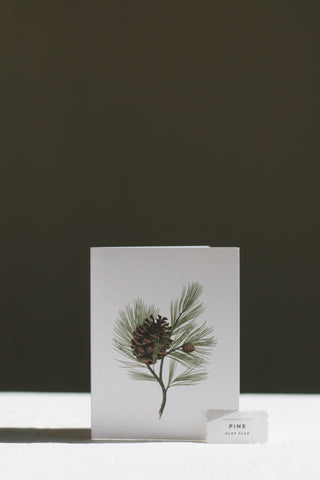 Scented Card, Pine
