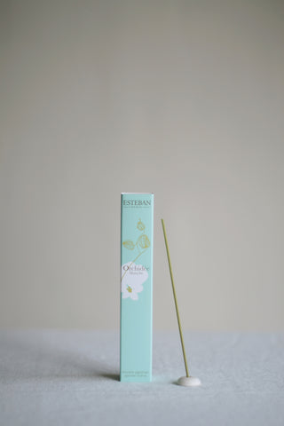 Orchidée Blanche Incense