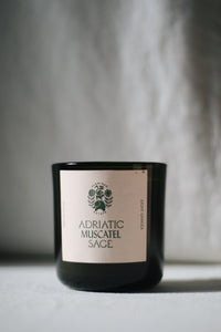Adriatic Muscatel Sage Candle