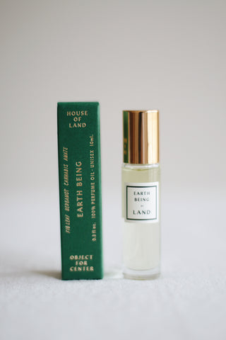Earth Being Perfume Oil