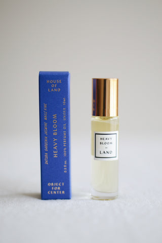 House of Land Heavy Bloom perfume oil